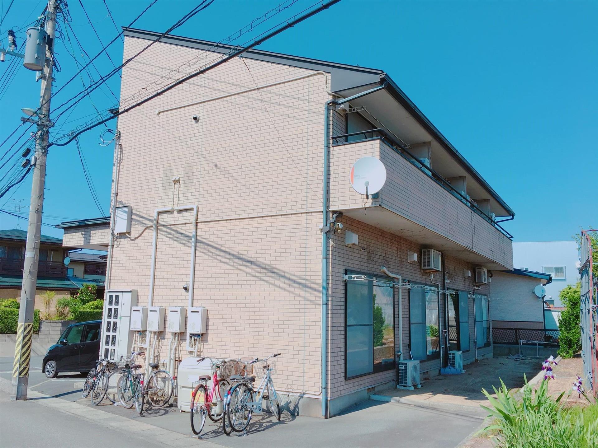 山形市東青田5丁目 アパート アイビースクエアー東青田