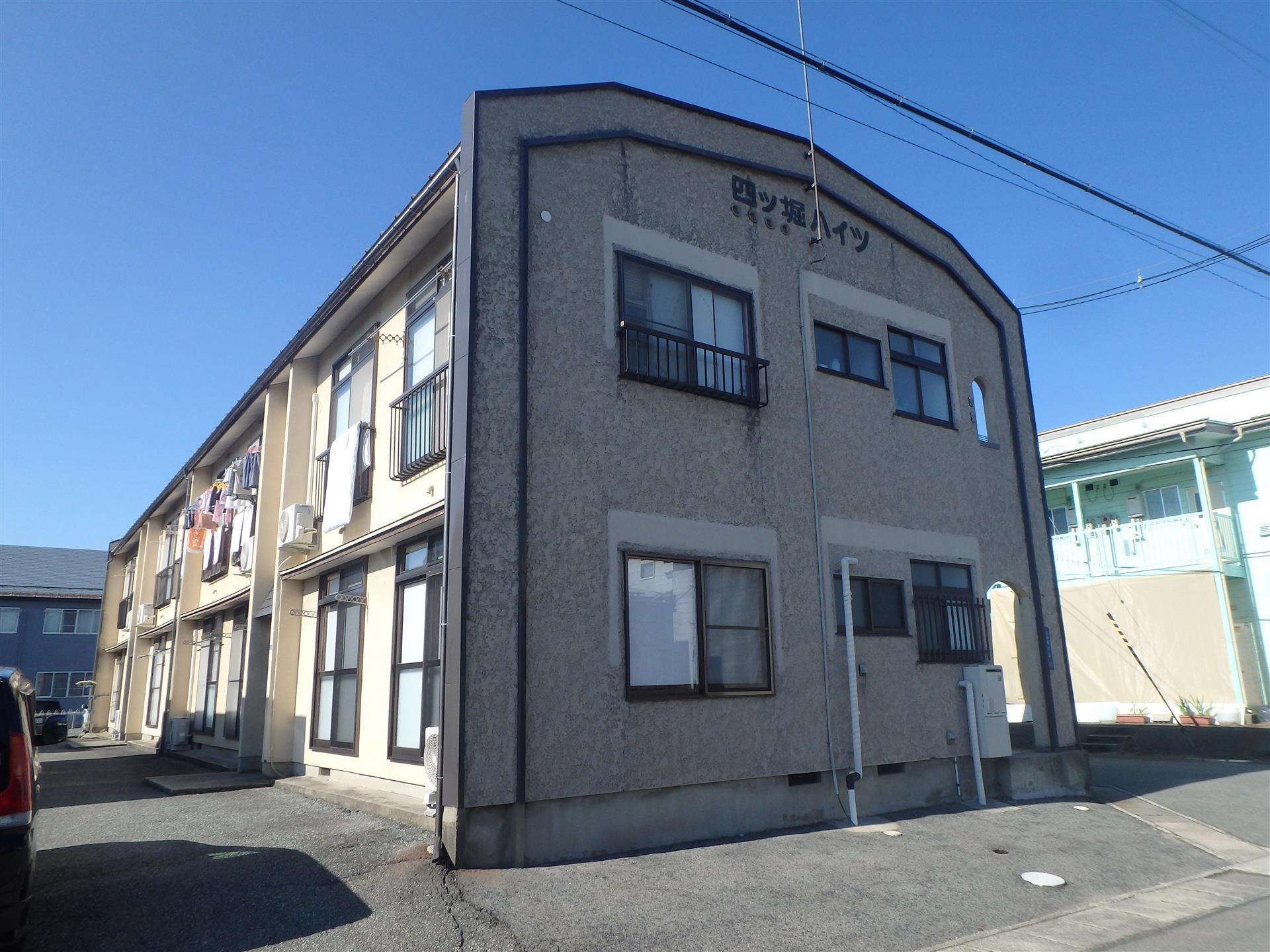 山形市桜田西2丁目 アパート 四ツ堀ハイツ