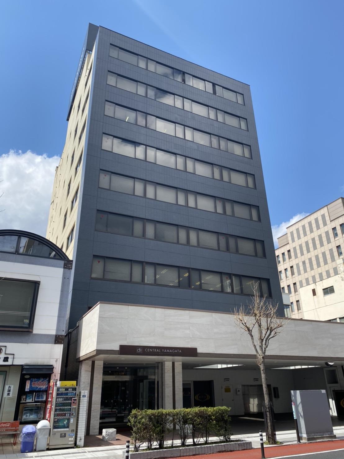 山形市本町1丁目 店舗・事務所 セントラル山形ビル